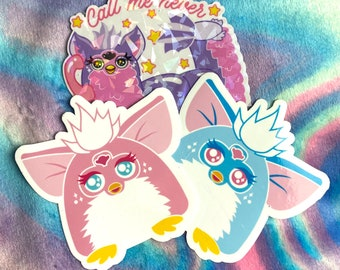 Furby Stickers