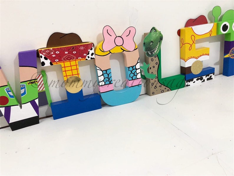 Toy story letters toy story themetoy story favors toy story birthday toy story partytoy story