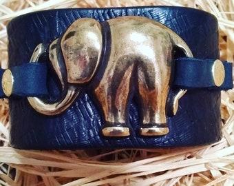 Vintage Elephant TuffCuff