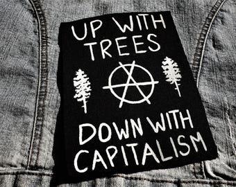 Anti capitalism patch