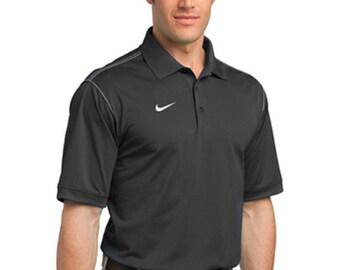 548a5803 Custom Nike-Golf Dri-FIT Polo / Add Your Logo or Text / Custom Nike Polo /  Custom Golf Shirt / Embroidered Polo / Create your Own Design /