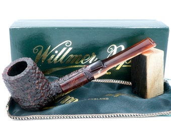 New Old Stock UNSMOKED - Willmer Pipes - Dorset 5013 - England - SATXpipe
