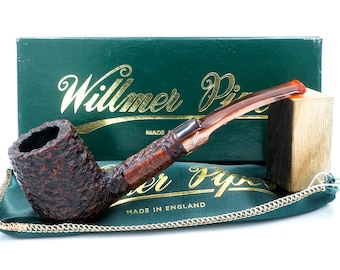 New Old Stock UNSMOKED - Willmer Pipes - Dorset 5018 - England - SATXpipe