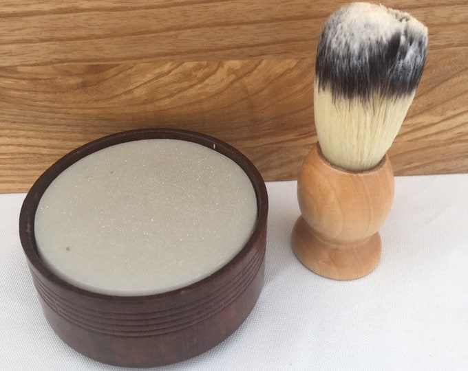 Shave Bar - Goat's Milk Natural Shave Soap