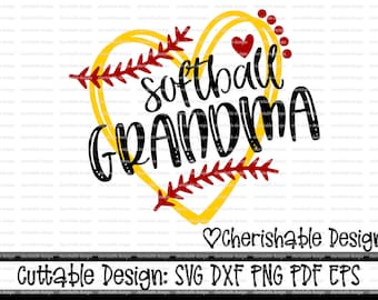Softball Svg Etsy