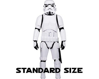 ON SALE NOW Star Wars Stormtrooper Costume Armour with Accessories and Ready to Wear - Original Replica - A New Hope - Standard Size