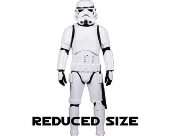 ON SALE NOW Star Wars Stormtrooper Costume Armour with Accessories and Ready to Wear - Original Replica - A New Hope - Reduced Size