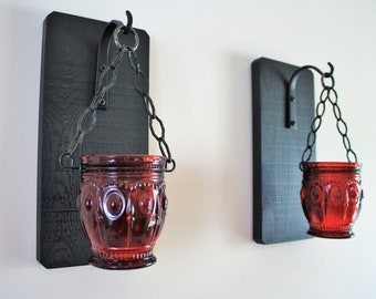 Gothic Wall Decor Etsy