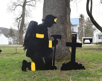 Bigfoot Yard Silhouette Big Foot Yard Art Sasquatch Shadow