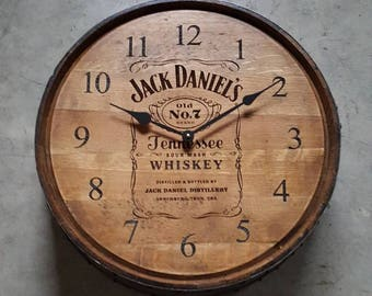Original Antique Jack Daniels Whiskey Wood Trunk Box Crate