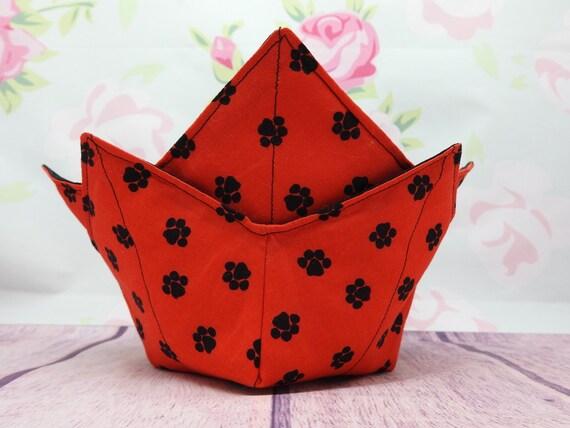 Microwave Bowl cozy| Soup bowl cozy| Reversible bowl cozy| quilted bowl cozy|microwaveable safe bowl cozy
