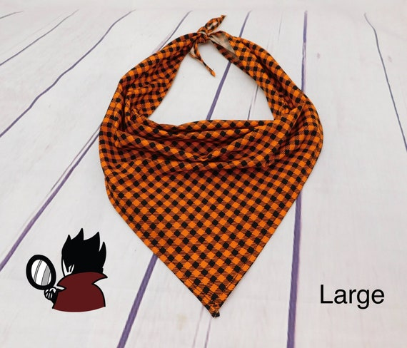 Halloween Dog bandannas| Dog neck wear