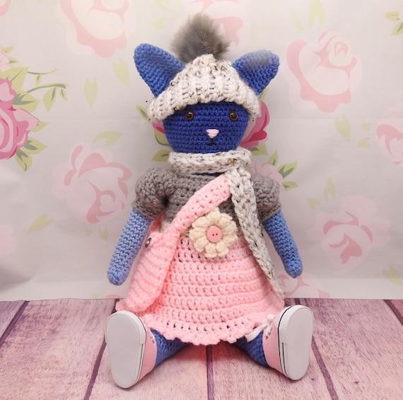 Ella kitty Doll