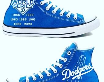 Dodgers shoes | Etsy