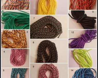 NEW COLORS* Rat/small rodents harness and leash