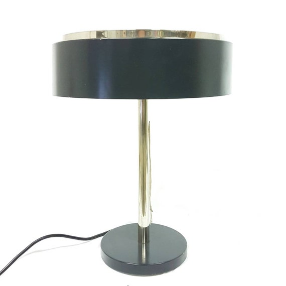 Rare Bauhaus style desk lamp by Hillebrand