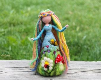 Fairy Fairy Wool felted felt