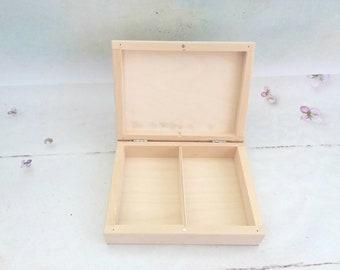 Small wooden box   Etsy