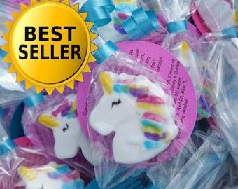 15 Mini Unicorn Bath Bombs Bomb Bathbomb Bathbombs Kids Party Favor Gift Birthday