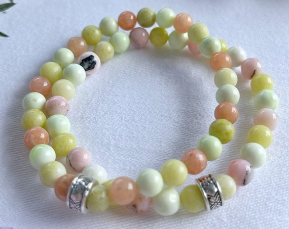 Wristocracy - Spring Wrist Candy - Apple Blossom or Citrus Spritz