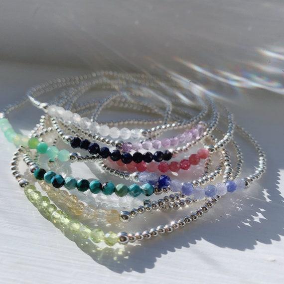 NEW Wristocracy - Birthstone Bracelets