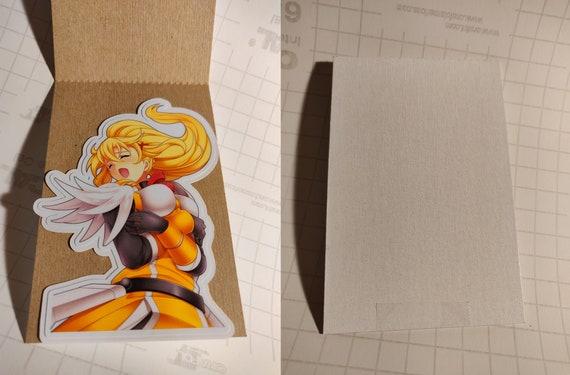 Sena Kashiwazaki Vinyl Sticker Version 2 Anime Stickers Etsy