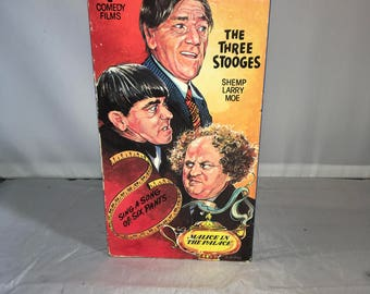 The Three Stooges - Sing a Song of Six Pants/Malice in the Palace