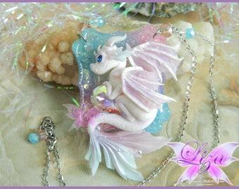 Dragon Necklace / Dragon pendant / Dragon jewelry