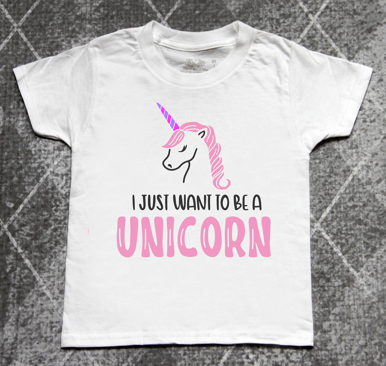 67958d34 Unicorn shirts kids unicorns shirts girls unicorn shirts   Etsy