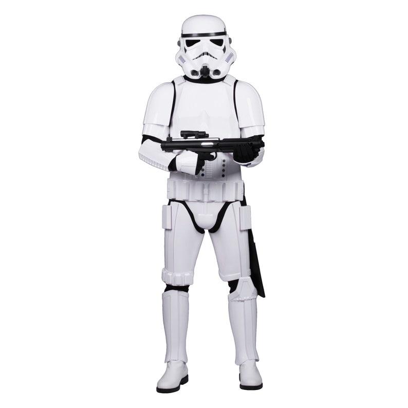 Star Wars Stormtrooper Costume 3D en forme de sac à dos unisexe-Vendeur Britannique
