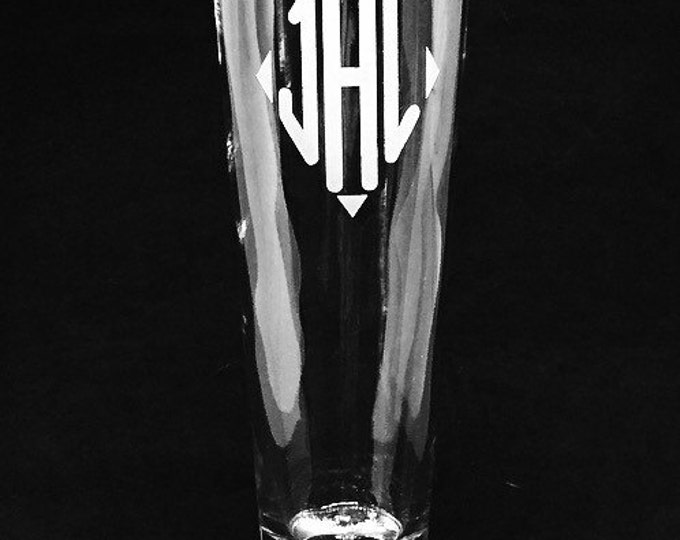 Personalized Beer Glasses • FREE SHIPPING