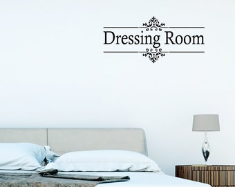 PC871 Wall Decal Quote Hello Gorgeous Vinyl Lettering Words Bedroom Decor