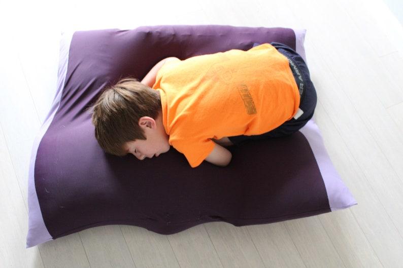 Sensory CALMING CUSHION Crash Bag for kids with special needs image 0