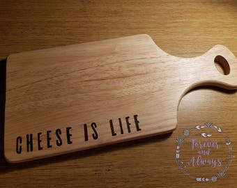 Cheese Board, Wooden Cheese Board, Cheese Is Life, Cheese Gifts, Cutting Board, Chopping Board, Home Decor, Hanging Chop Board, Chop Board