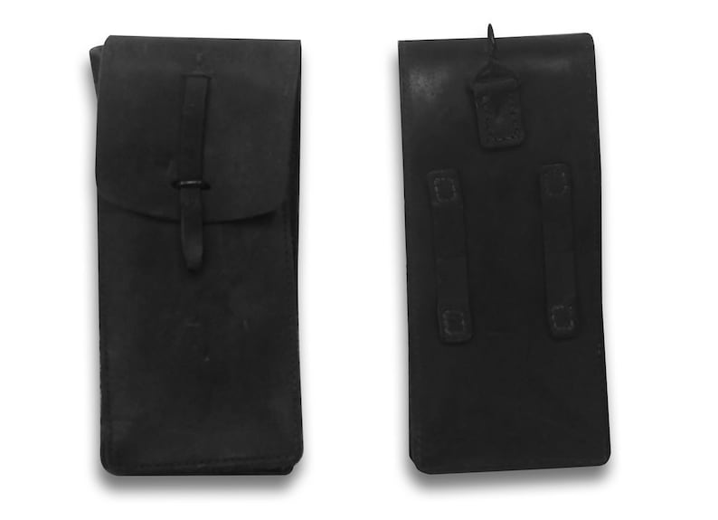 Sandtrooper Large Leather Spanish Ammo Pouch