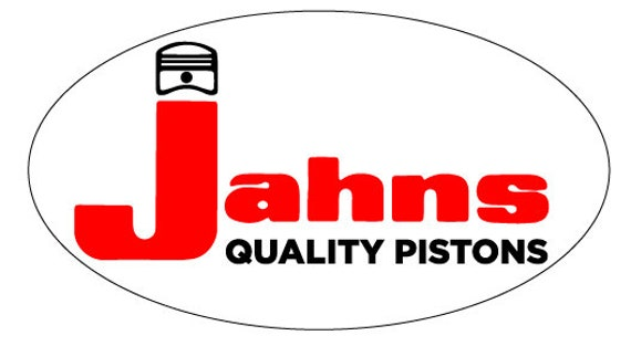Speed Equipment Chevy Vintage Jahns Racing Pistons Decal T-Shirt Hot Rod