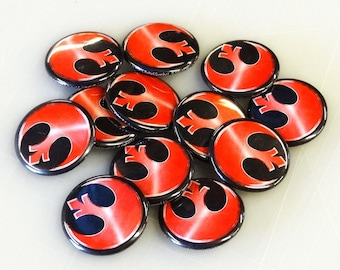 Star Wars Rebel Alliance Button