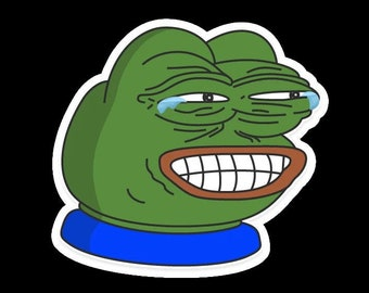 Pepe card | Etsy