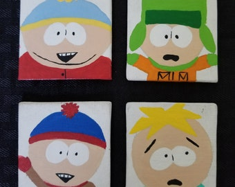 South Park Magnets