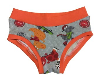 Underwear Zimmermann, dinosaur, 3, 4 years