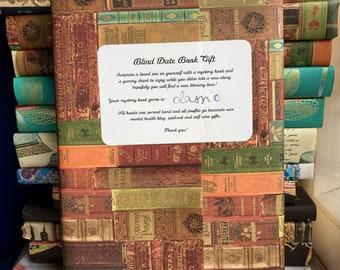 Blind Date Book & Tea/Coffee Taster