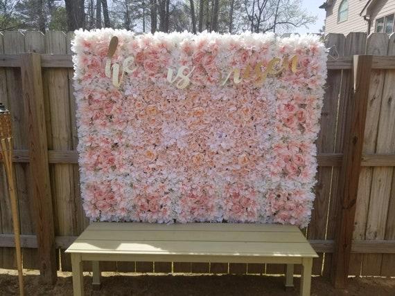 Floral Backdrop Rental