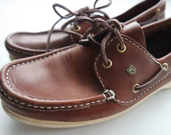 D epoca fatti a mano in pelle scarpe chiuso toe dimensione EU 40 UK 6.5 US  mocassini Mens mocassini in pelle mocassini classico scarpe Casuals maschile  7.5 d919aab2061