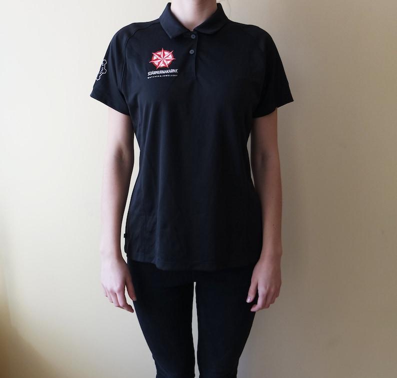 c842cbcd5682 Vintage Puma Shirt Sport Tshirt Activewear Black Puma shirt