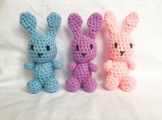 Handarbeit Häkeln Ostern Hase Spielzeug Etsy