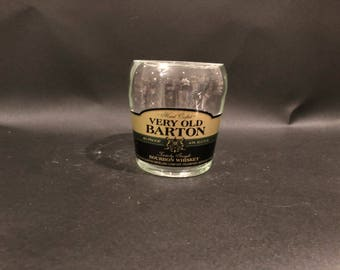 Very Old Barton Candle/Very Old Barton Bourbon Whiskey BOTTLE Soy Candle Made To Order !!
