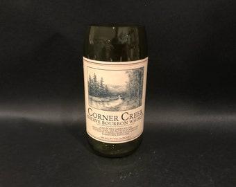 Corner Creek Candle/Corner Creek Bourbon Whiskey BOTTLE Soy Candle Made To Order !! Willett Bourbon Whiskey