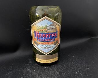 Jose Cuervo ReserveCandle/Jose Cuervo Reserva de la familia Tequila Bottle Soy Candle. 750ML Made To Order/Jose Cuervo Candle/Gifts/Decor