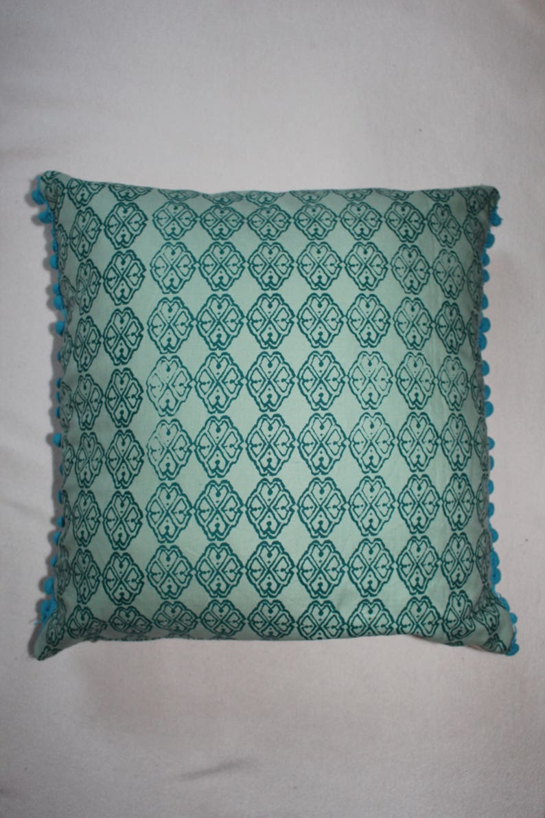 Cushion Cover Deco Pillow Pastel Green Decoration Pillow Sofa Etsy