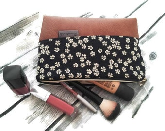 Cosmetic bag make-up bag size M